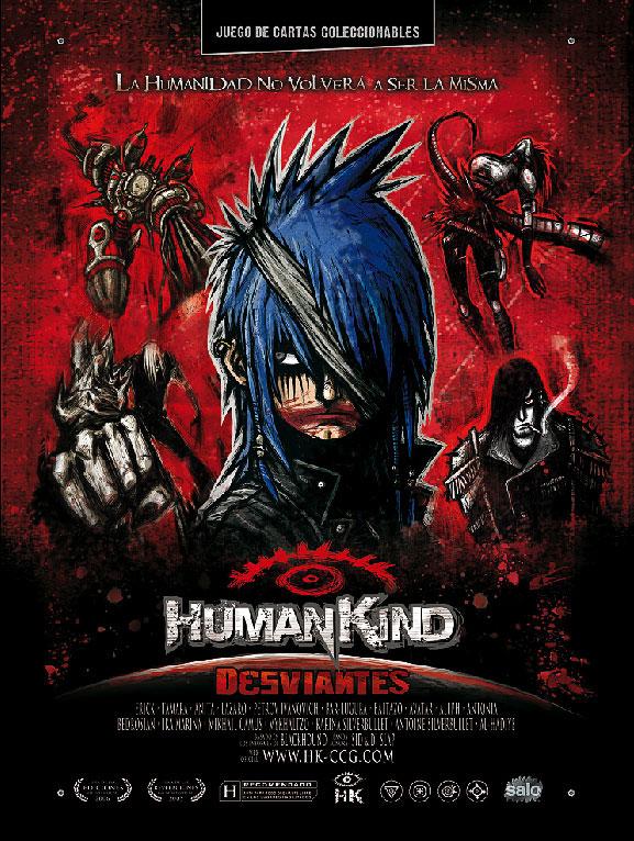 Humankind Afiche promocional Desviantes