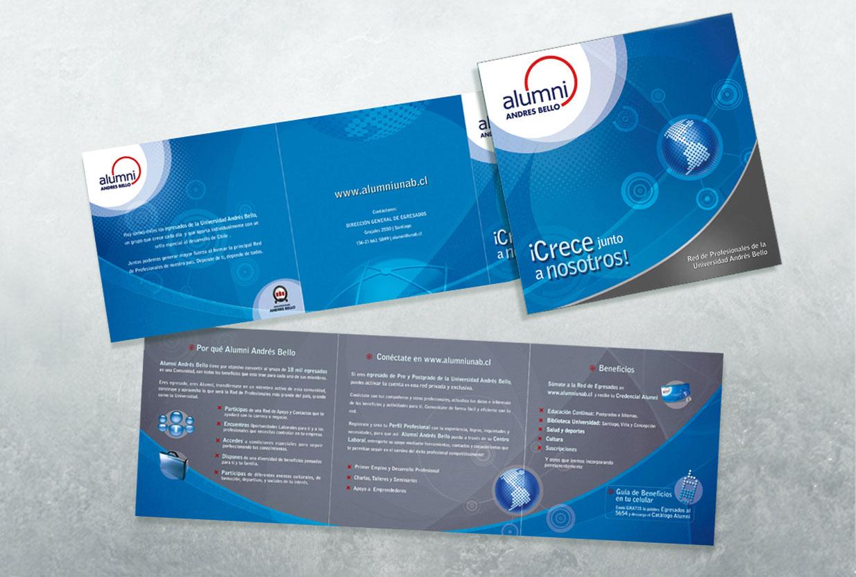 Alumni Universidad Andrés Bello Brochure