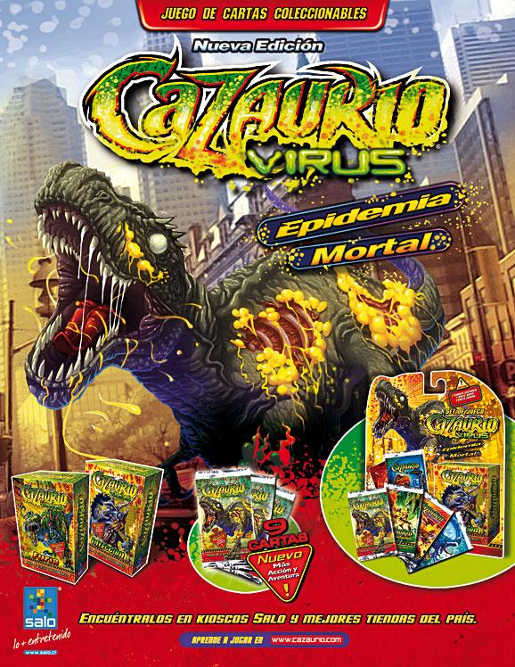 Cazaurio Virus