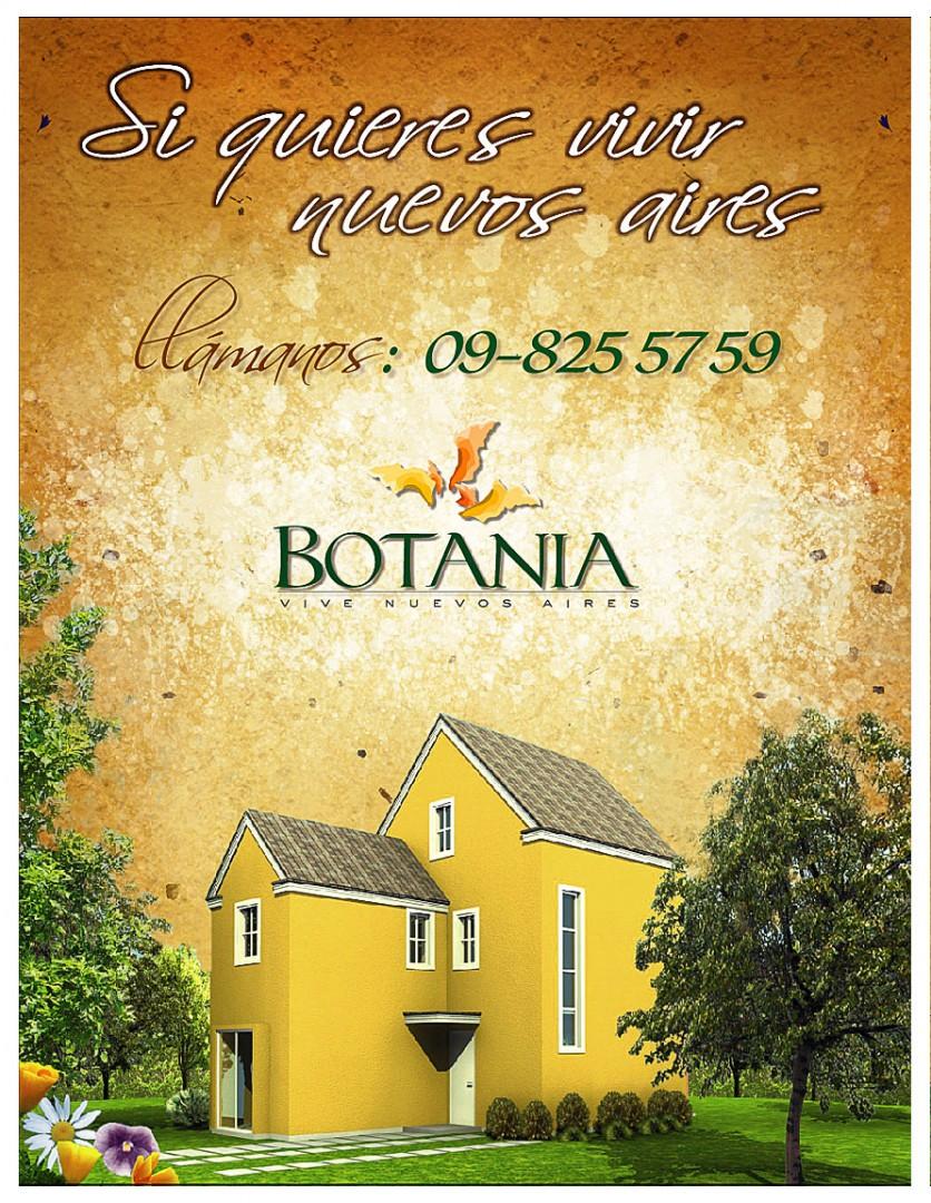 Botania Flyer