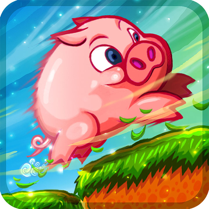 Iconos saga E-Pig!